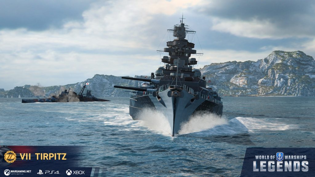 World of Warships: Legends steams into full release - News